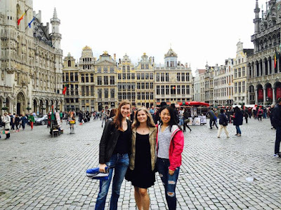 Brussels, Bikes, and Brainwaves