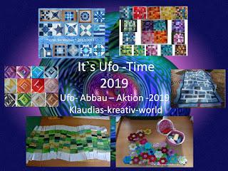 UFO Abbau 2019