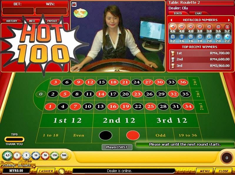 The money game slot