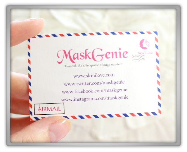 MaskGenie june Pouch review haul mask pack sheet masksgeniesfavproducts beauty blogger asian subscription