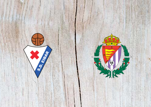 Eibar vs Real Valladolid - Highlights 16 March 2019