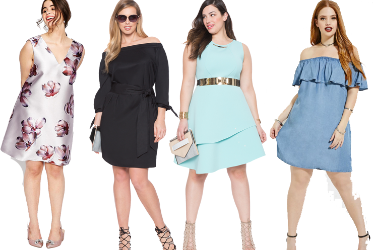 21 Pretty Plus Size Dresses You Need In Your Closet This Spring