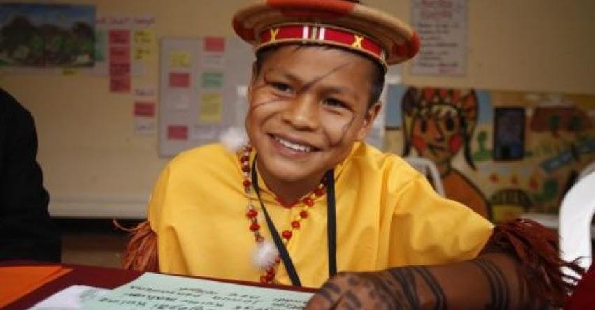 MINEDU: Crean 158 plazas para especialistas de educación intercultural bilingüe en 15 regiones - www.minedu.gob.pe