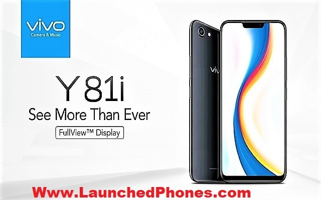 This latest mobile band is the upgraded version of  Vivo Y81i launched inwards Republic of Republic of India alongside the notch