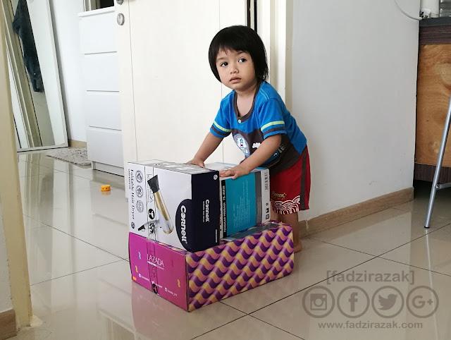 Lazada Surpri5e Box