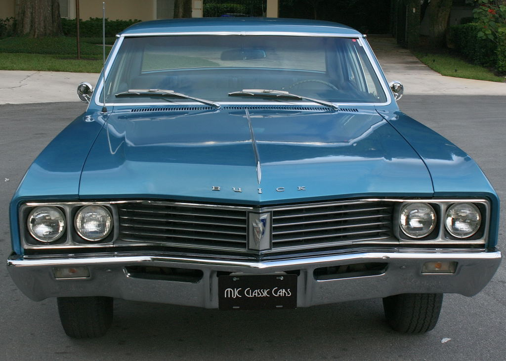4 Door Corvette >> All American Classic Cars: 1967 Buick Skylark 4-Door Sedan