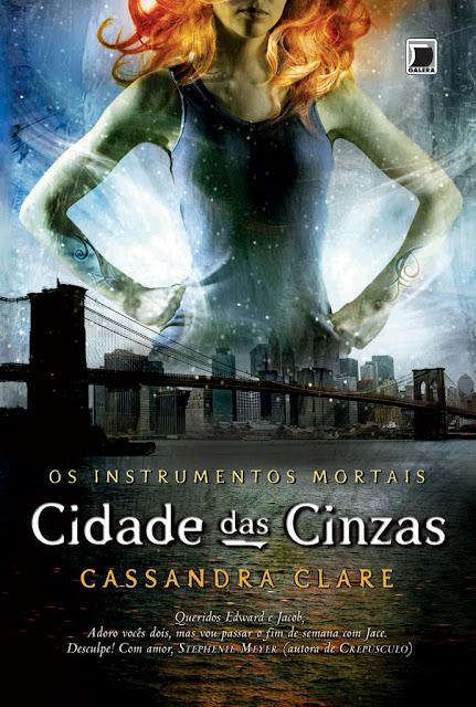 """News: Confirmado filme de """"Cidade das Cinzas"""" 17"""