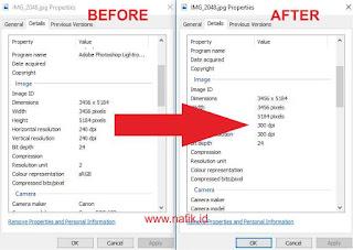 Cara mudah merubah resolusi foto dengan menggunakan coreldraw