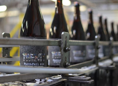 Pearl Jam Twenty Faithfull Ale Bottles by Dogfish Head Craft Brewery