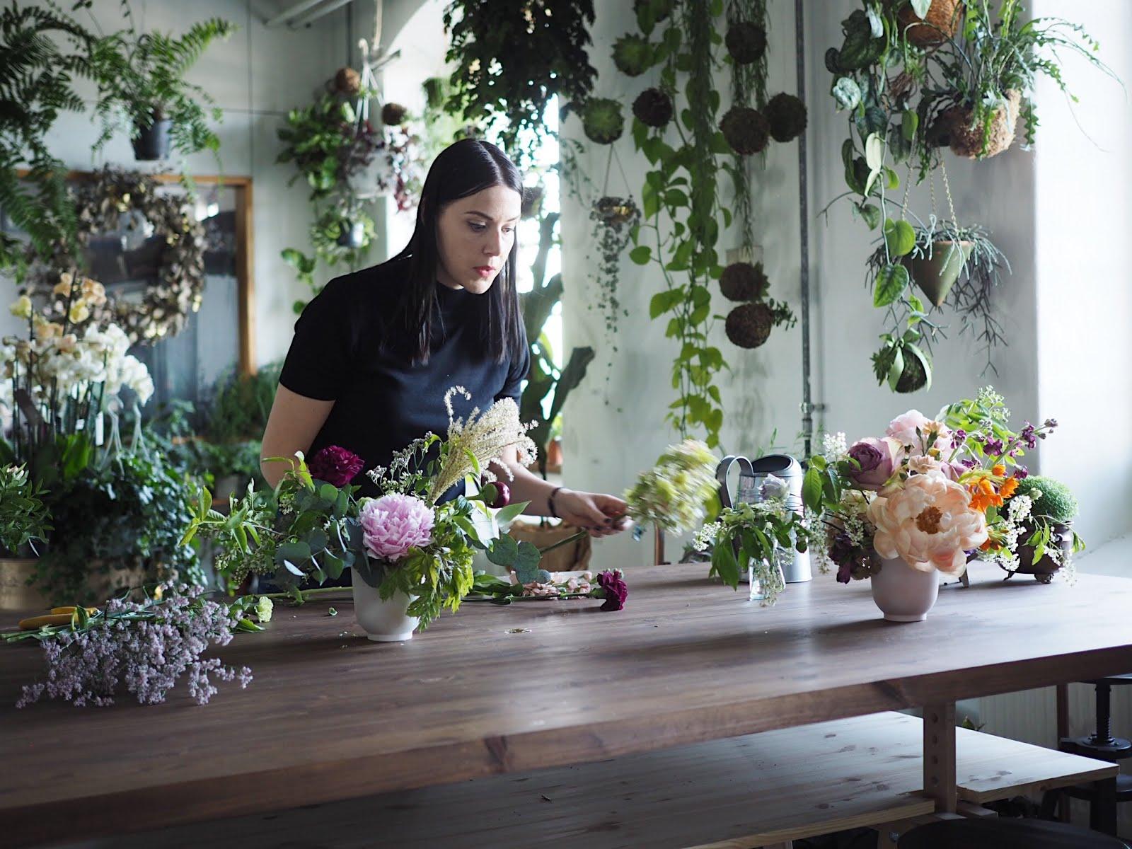 Kukkien tärkeä rooli puutarhajuhlissa