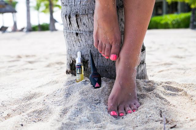 Pedicure hybrydowy - idealne rozwiązanie na lato ! PROVOCATER - Czytaj więcej