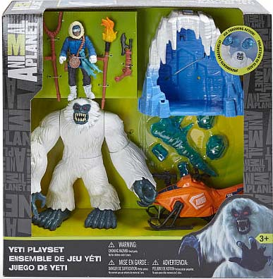 animal planet toys