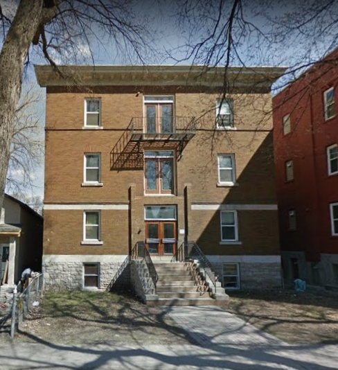 489 Furby Street Patricia Court Apartments R I P