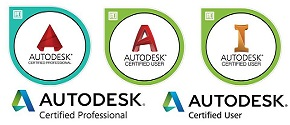 AUTODESK BADGE