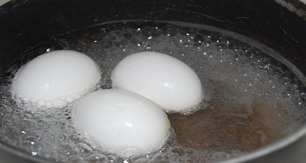 Il suffit d'un œuf à la coque pour contrôler le taux de sucre dans votre sang !