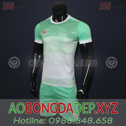 Áo Adidas RiO 2019 Màu Xanh Lơ Đẹp
