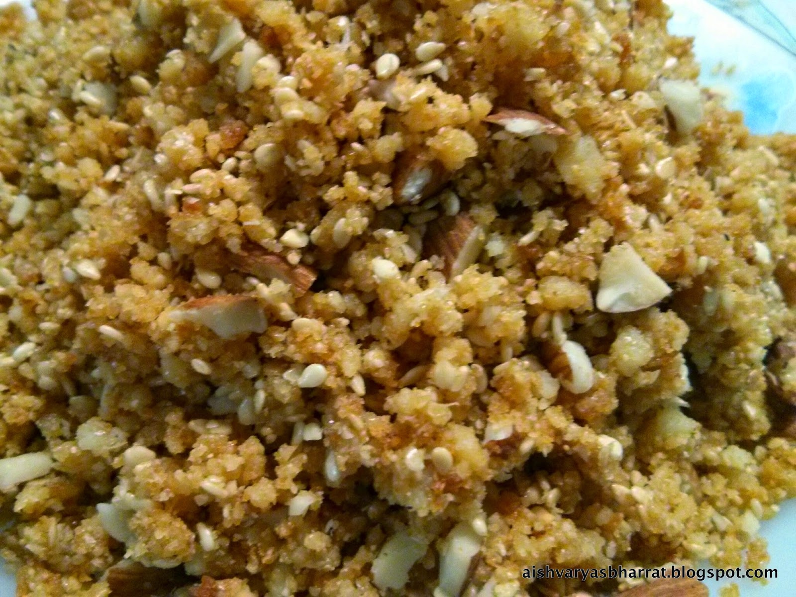 Aishvarya's Kitchen: #Sesame seeds