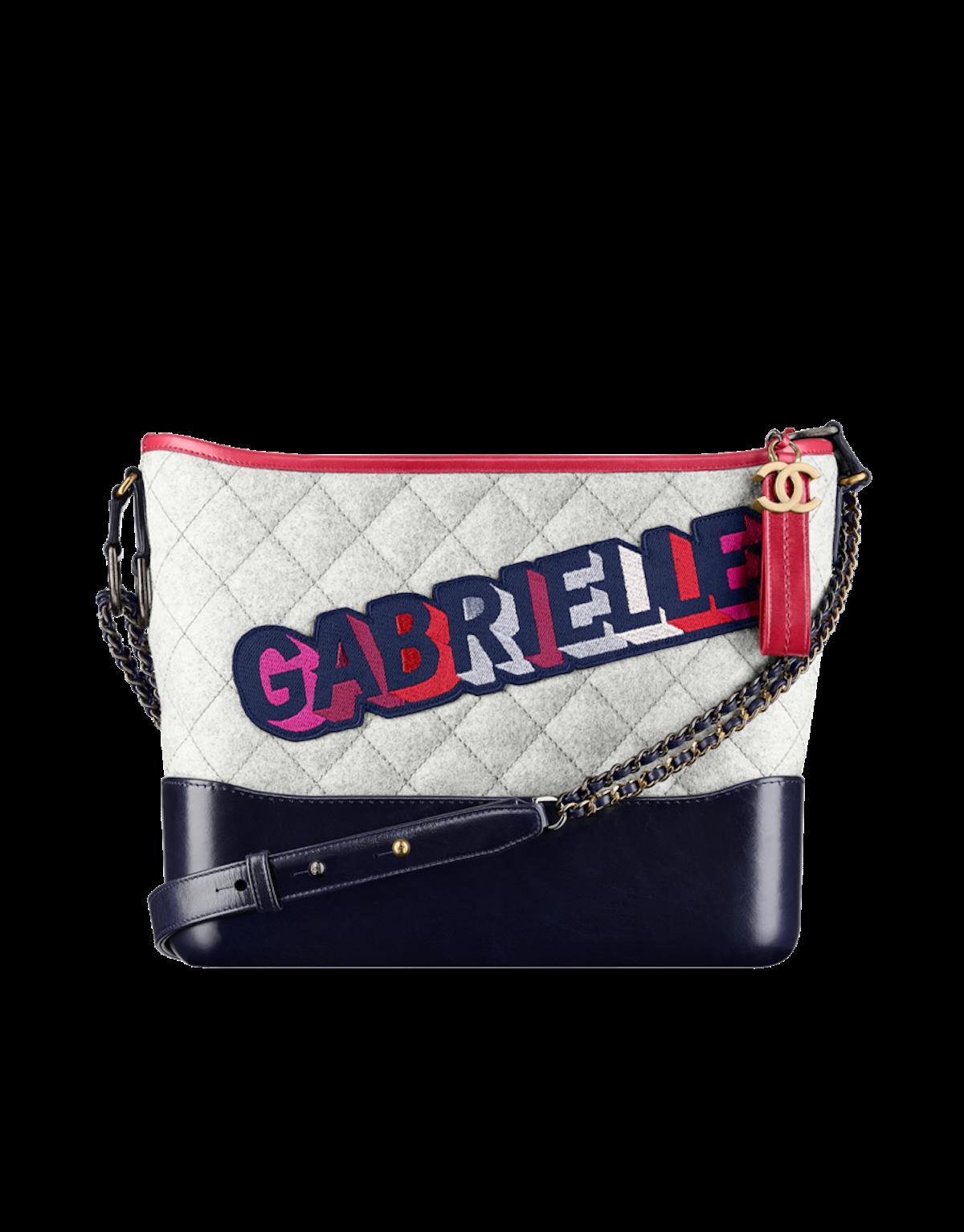 Chanel's Gabrielle Bag For Pre-Fall 2017