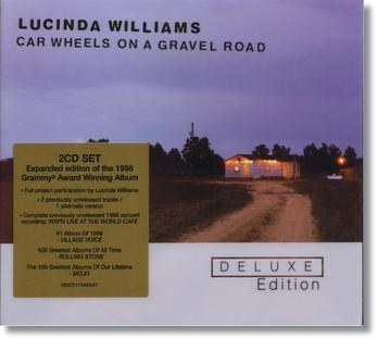 Lucinda williams car wheels on a gravel road 1998 2006 deluxe lucinda williams car wheels on a gravel road 1998 2006 deluxe edition fandeluxe Gallery