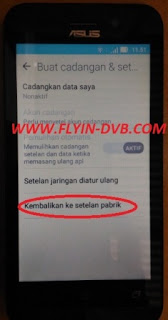 bypass email verifikasi ASUS_X009DA (ZB450KL) Tahap 15