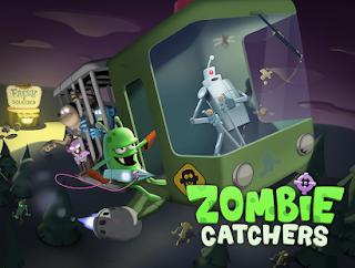 aplikasi Zombie Catchers Mod Apk