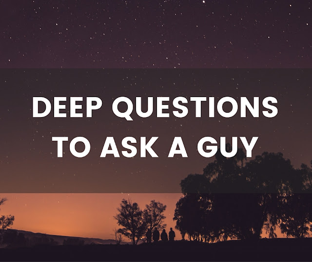 Dirty flirty questions to ask a guy
