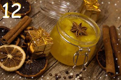 Orangen-Vanille-Marmelade