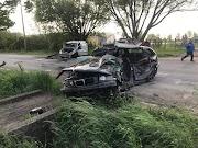 Halálos baleset Kabánál, egy 37 éves sofőr vesztette életét