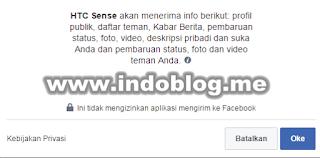 Kumpulan Kode Token Facebook