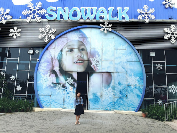 Travel Diary : i-city, Shah Alam | Snowalk & Red Carpet