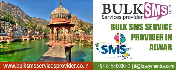 Bulk Sms Service Provider in Alwar