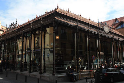 San Miguel Market in Madrid