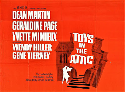 Dreams Are What Le Cinema Is For Toys In The Attic 1963