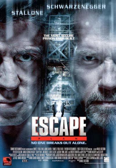 Escape Plan 2013 720p WEB DL HD 900mb Audio 5.1