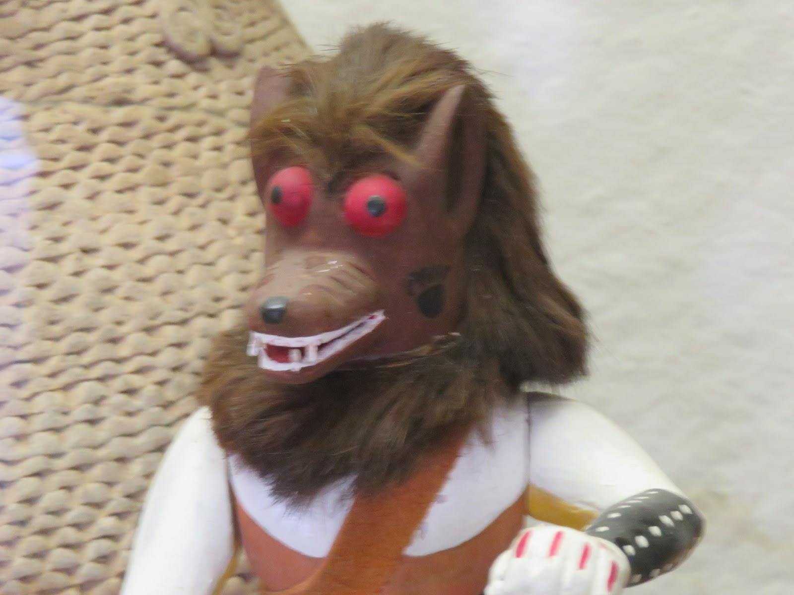 RMSO Bigfoot: Owyhee Idaho Skinwalker