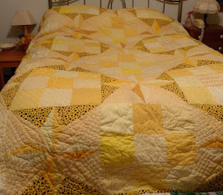 Old Yeller quilt