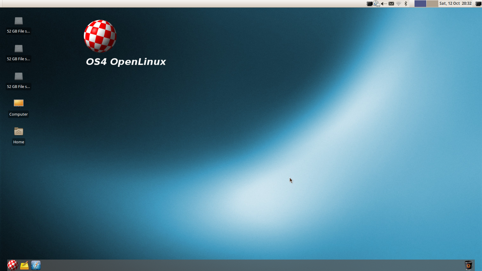 OS4 OpenLinux - Lightweight Linux based operating system for
