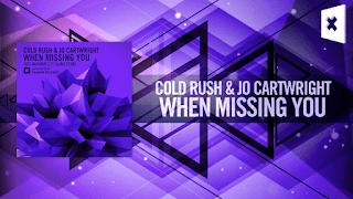 Lyrics When Missing You - Cold Rush & Jo Cartwright