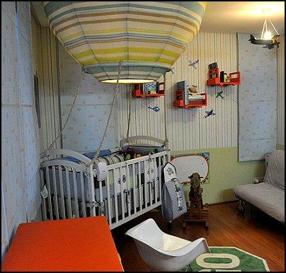 Decorating Theme Bedrooms Maries Manor Hot Air Balloon