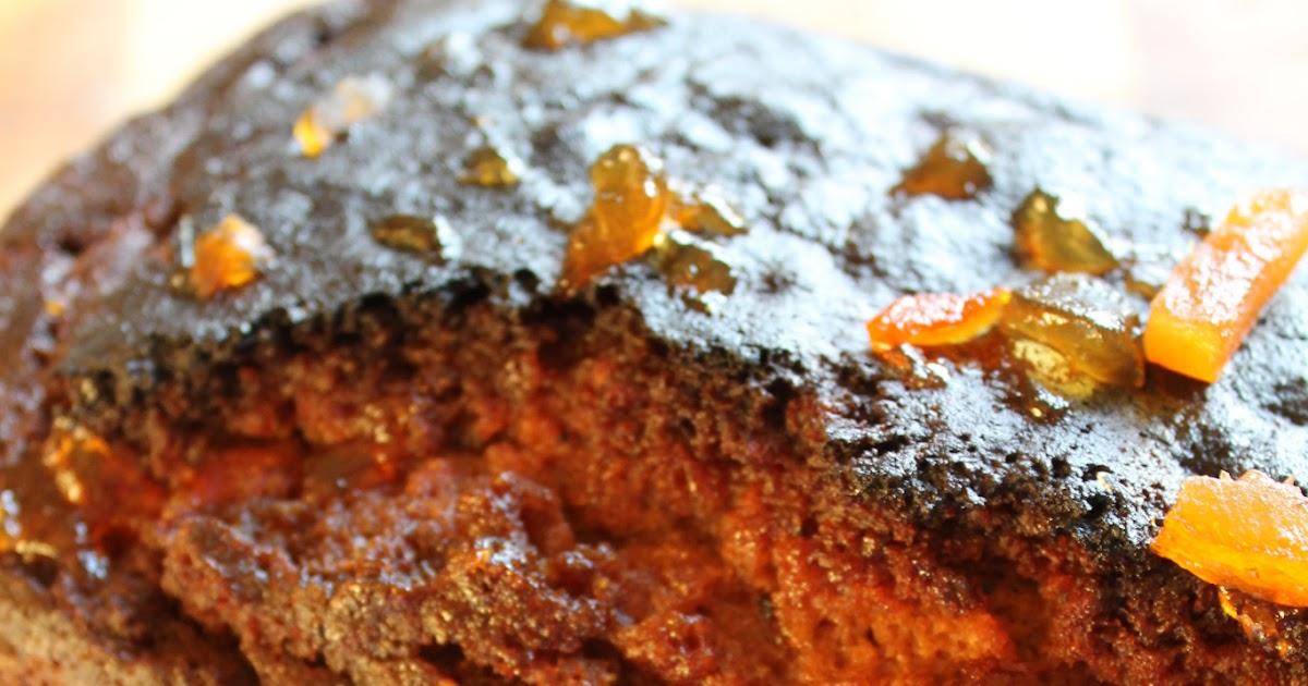 Marmalade Loaf Cake Recipes: JibberJabberUK: Spiced Marmalade Loaf Cake