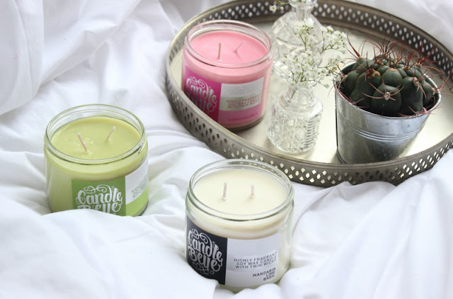 New Candle Belle Fragrances