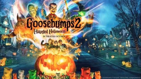 REVIEW MOVIE | GOOSEBUMPS 2 HAUNTED HALLOWEEN