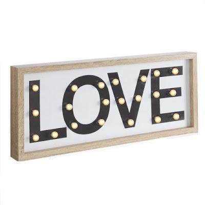 Cosas de casa letreros luminosos decorativos en casa for Cosas de casa online
