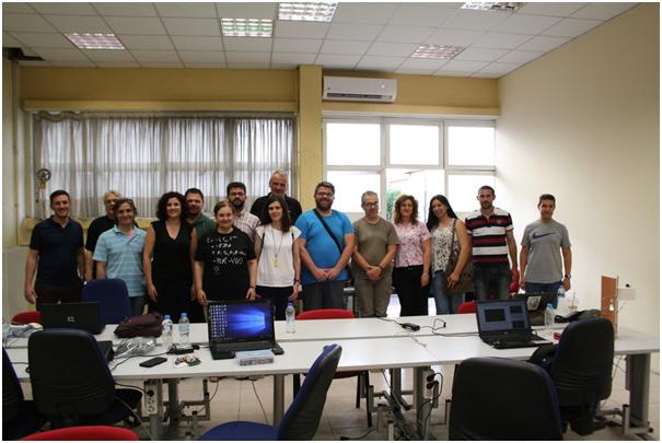 Ολοκληρώθηκε η δράσης Ρομποτικής και Αυτοματισμών του ΤΕΙ Πελοποννήσου