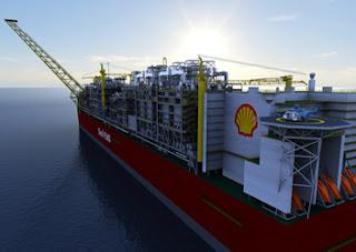 ABB fornitore della piattaforma galleggiante più grande del mondo