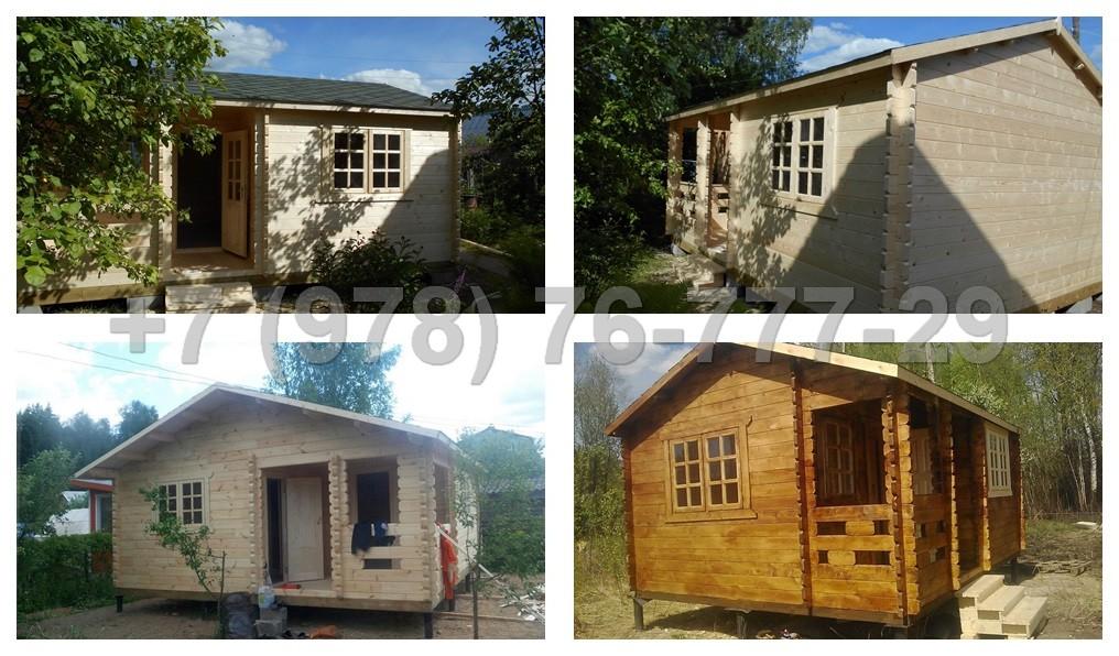 Строительство деревянных домов в крыму
