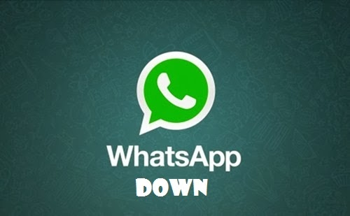 whatsapp down - photo #3