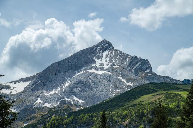 Höllentalklamm und Hupfleitenjoch  Wanderung Garmisch-Partenkirchen 13