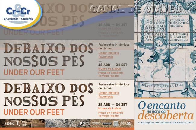 ► PRÓXIMAS CITAS CULTURALES EN LISBOA