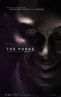 Ver La noche de la expiación (The Purge) (2013) Online